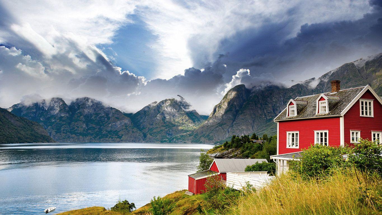 Поход по Норвегии. ЯзыкТролля.