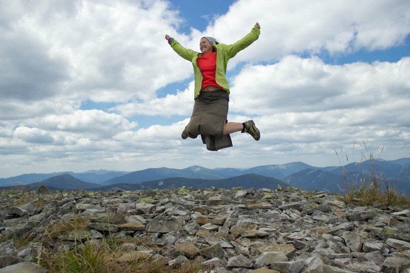 Зелене каміння Диких Горган: Незабутній Похід у Карпати.