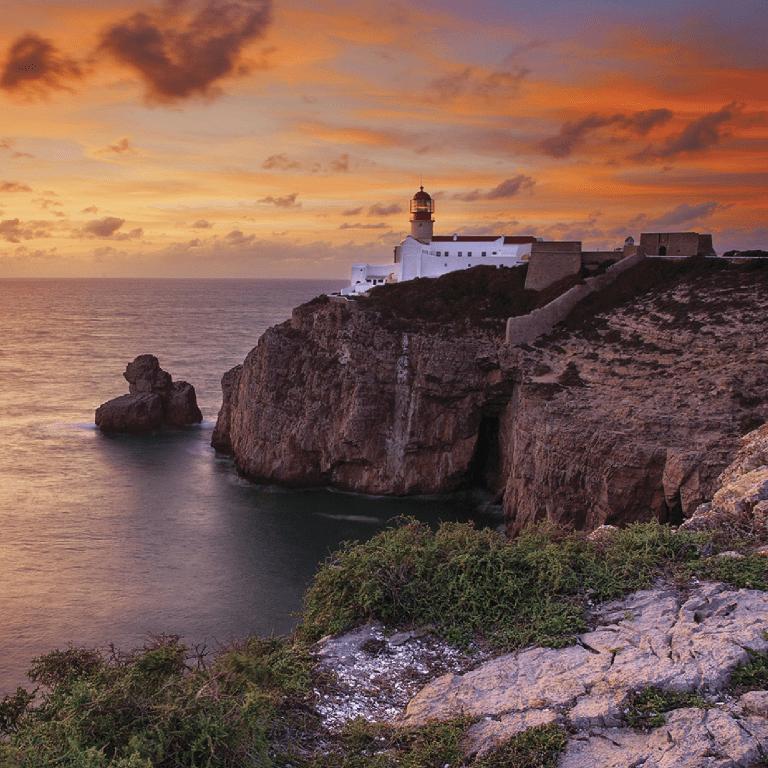 Поход вдоль Атлантики, Португалия.