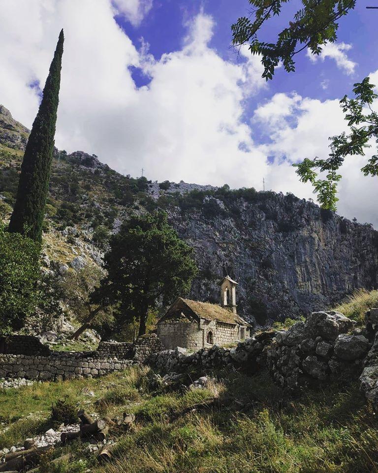 Поход вокруг Боко-Которской Бухты. Черногория.