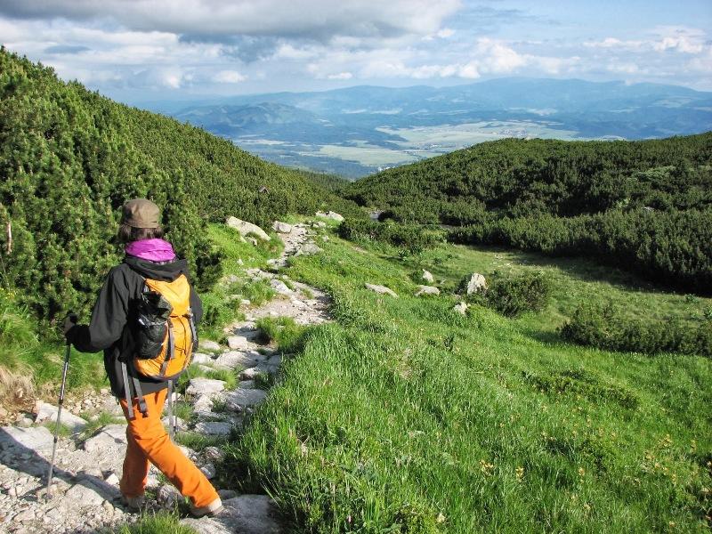 Плеса, Рысы и Бухты. Поход по Высоким Татрам, Словакия.