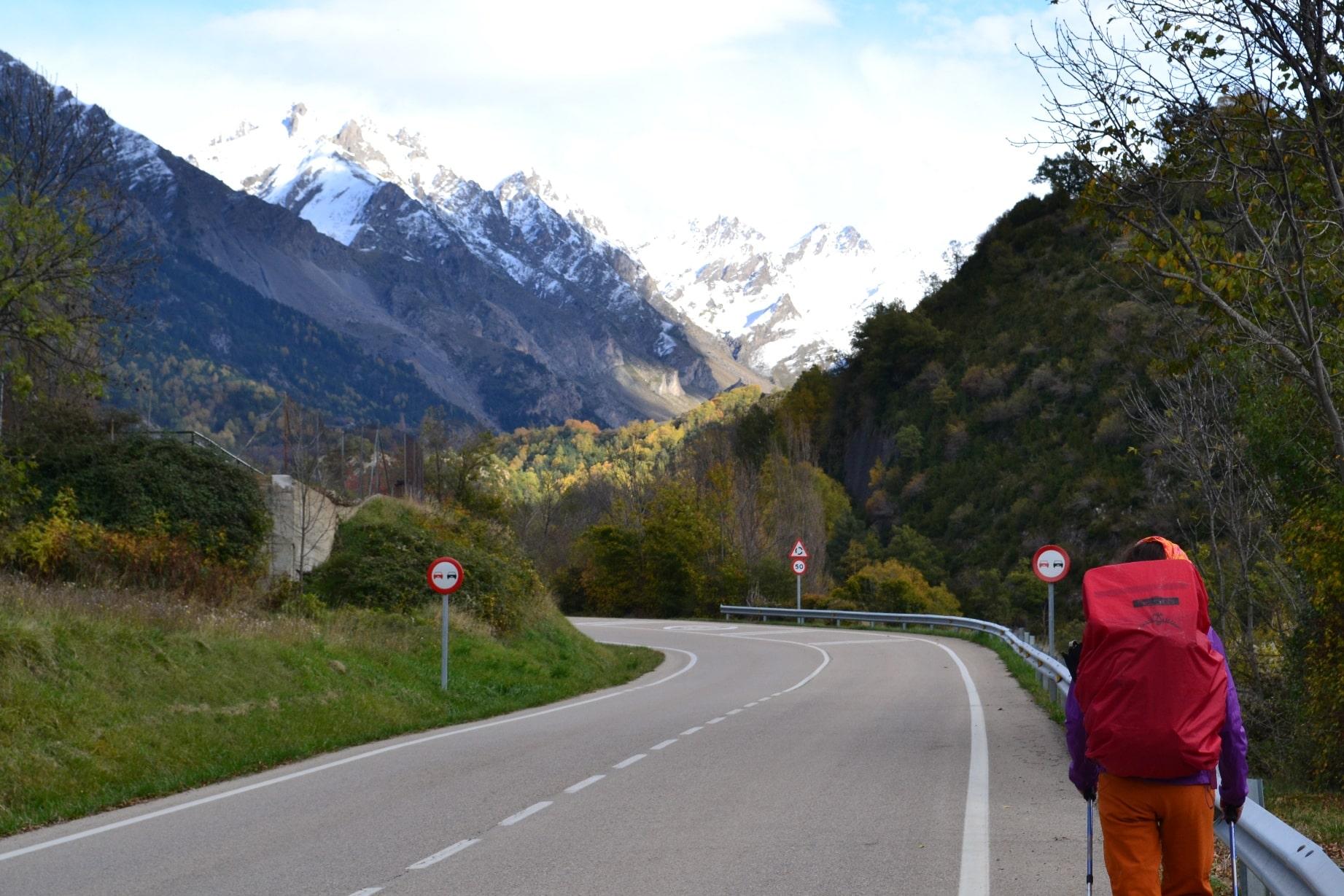 Путешествие в Арагонские Пиренеи - авторский тур по Испании.