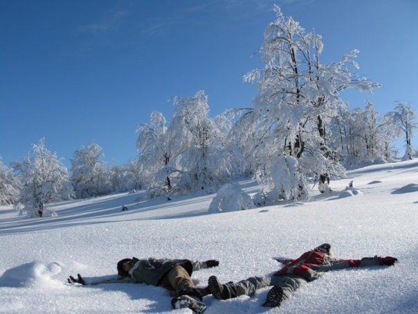Почему мы ходим в зимние походы?