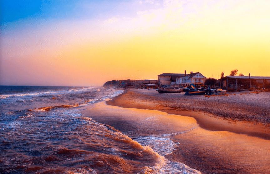 """""""У самого синего моря"""" - автотур вдоль побережья Одесской области."""